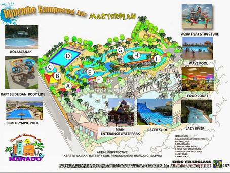 Jasa Masterplan Waterpark