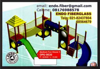 Jual Playground Taman Bermain Anak type OPG-0020