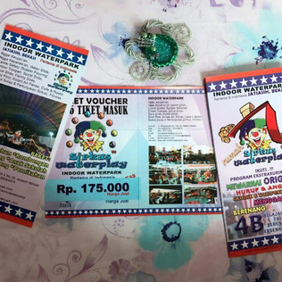 Jual Tiket Hemat Sirkus Waterplay