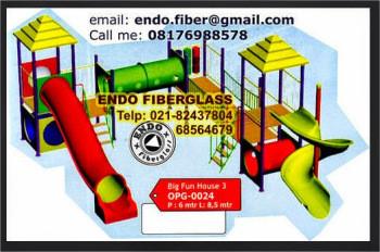 Jual Playground Outdoor Type OPG-024
