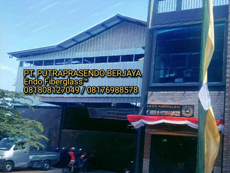 WORKSHOP AND OFFICE ENDO FIBERGLASS