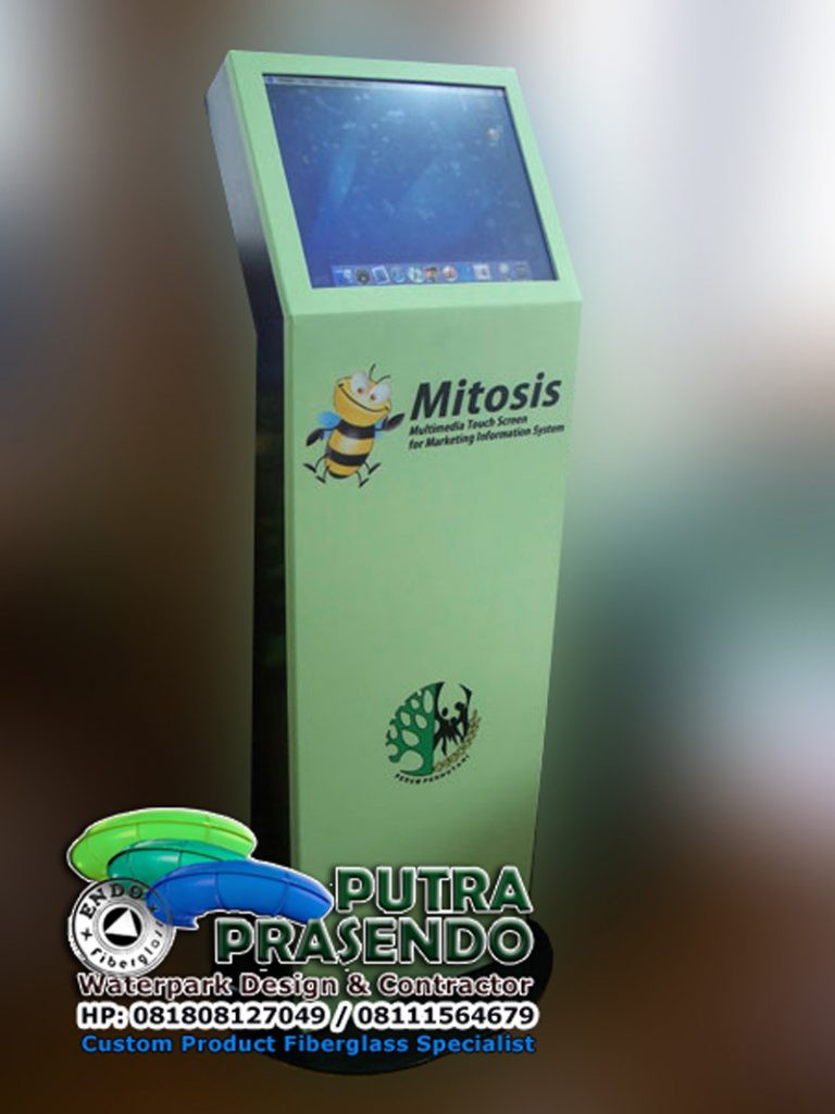 Casing KiosK Touch Screen-8