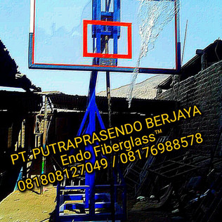 Papan Basket Acrylic Murah di Jakarta