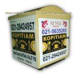 Box Motor Fiberglass Murah