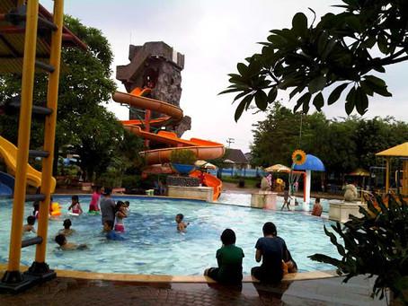 Spiral Slide Waterboom Waterpark