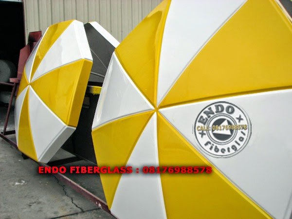 Jual Payung Parasol Fiberglass