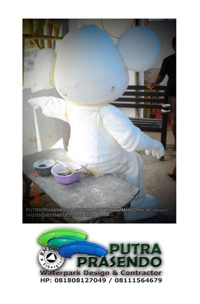 Patung maskot-coco-crunch-4