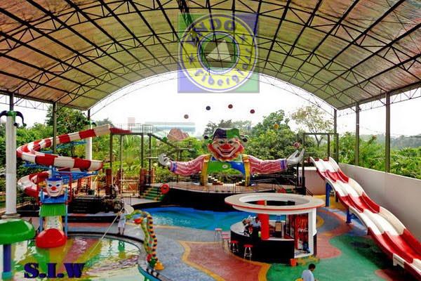 Indoor Waterpark di Jakarta