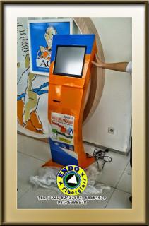 Produk Casing Kiosk Fiberglass Berkualitas
