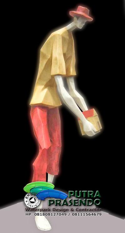 Pembuat Patung Fiberglass 4