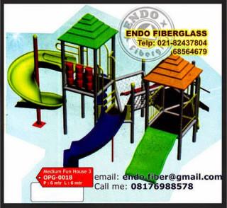 Jual Playground Taman Bermain Anak Indonesia type OPG-018