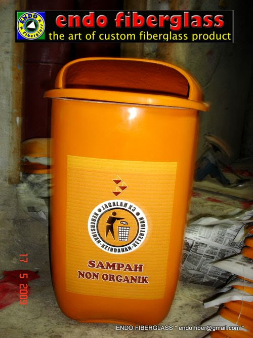 Tong Sampah Fiberglass