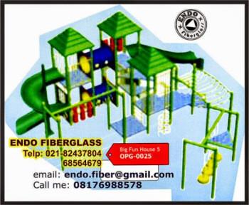 Jual Playground Outdoor Harga Murah Type OPG-025