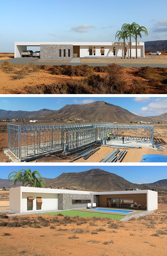 Steel Framing Fuerteventura