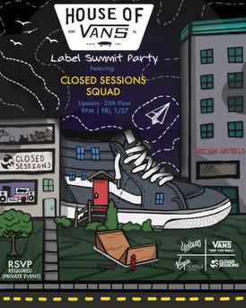 House of Vans Chicago Label Summit