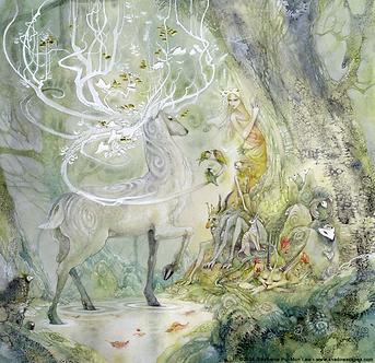 """""""Scherzando"""" Print by Stephanie Pui-Mun Law"""