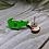 Thumbnail: Cute Crocodile Earrings by Unpossible Cuts