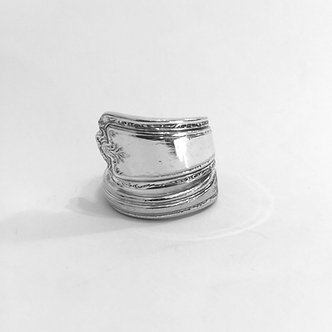 Vintage Spoon Ring by John Marcello