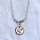 Thumbnail: Mini Lotus Necklace by Petite Sunflower Shop