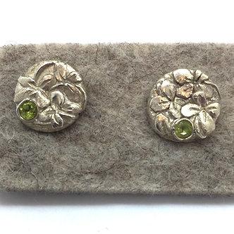 Clover Earrings by Petite Sunflower Shop