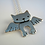 Thumbnail: Little Angel Cat Necklace by Mark Poulin