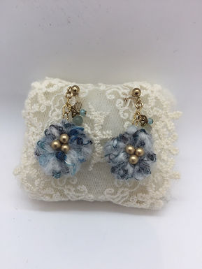 Earrings by Petite Sunflower Shop