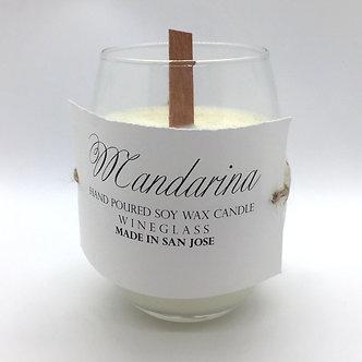 Mandarina Soy Wax Candle
