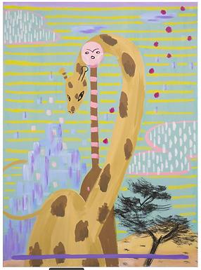Life With Nature Print by Harumo Sato