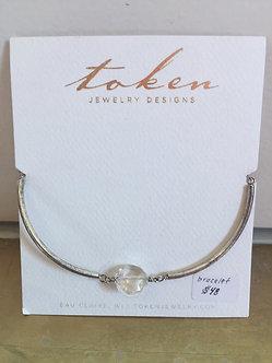 Bracelet by Token Jewelry Designs