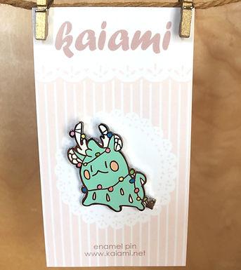 Christmas Rainie Pin by Kaiami