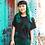 Thumbnail: Fern Boxy T-Shirt by Jenny Lemons