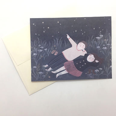 Stargazing Card by Red Cap Cards