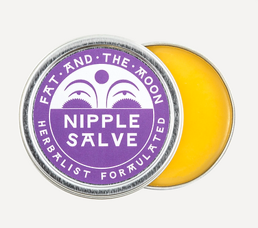 Nipple Salve by Fat and the Moon