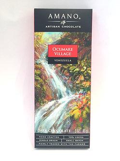 Ocumare Village 70% Dark Chocolate Bar by Amano Artisan Chocolate