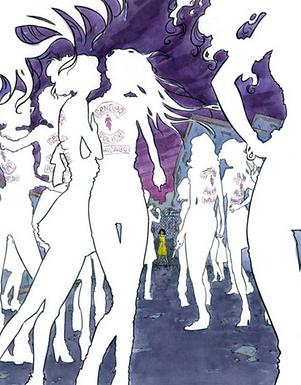 FS#4: Gender Police Print by Scout Tran