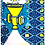 Thumbnail: Speedy Wheat Machine 2 Color Screen Print (Edition 1/3) by Harumo Sato