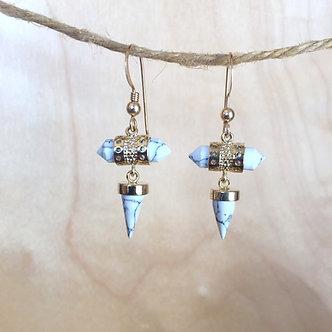 Minoan Earrings by Modern Artifacts