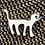 Thumbnail: White Cat Enamel Pin by That's Good Paper