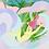 Thumbnail: Bath Time Print by Harumo Sato