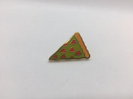 Pizza Heart Pin