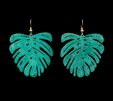 Pinañona Earrings by Modern Artifacts