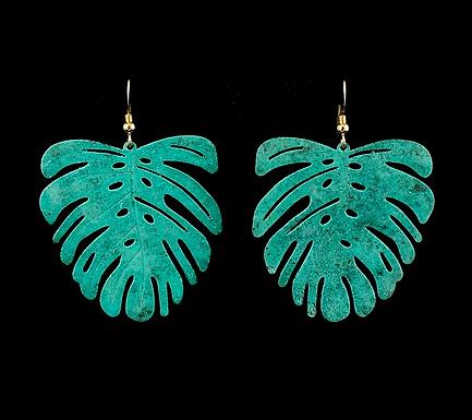 Pinañona Earrings by Modern Artifacts