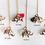 Thumbnail: Elephant Necklace (Mint) by Dawning Collective
