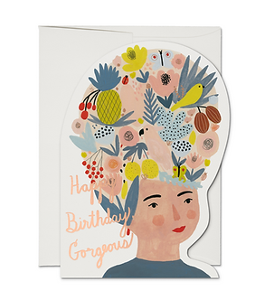 Happy Birthday Gorgeous Card by Red Cap Cards
