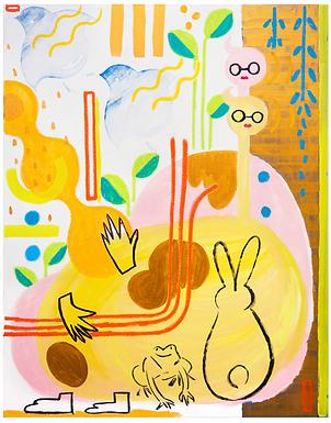 Together Print by Harumo Sato