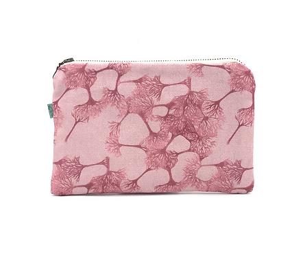 Dendrites Flat Pouch by Curio Wolf