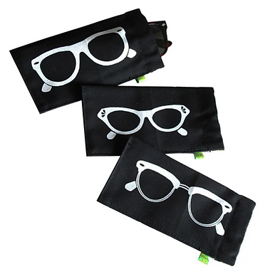 Squeeze Eyeglass Case by Quiet Doing