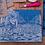 Thumbnail: Failing Sky Linocut Print by Scout Tran