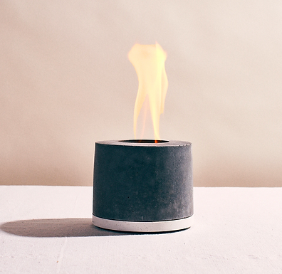Personal Tabletop Fireplace by FLÎKR Fire