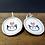 Thumbnail: Love Kitty Enameled Earrings by Mark Poulin